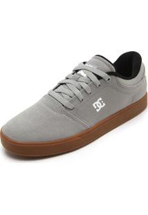 Tênis Dc Shoes Crisis Tx La Cinza