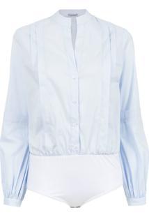 Tufi Duek Body Camisa - Azul