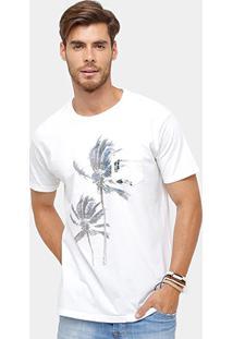 Camiseta Foxton Coqueiro Masculino - Masculino