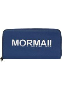 Carteira Mormaii Feminino - Feminino-Azul