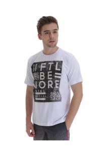 Camiseta Fatal Estampada 20249 - Masculina - Branco