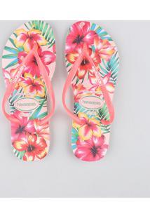 60ad5734a Chinelo Havaianas feminino