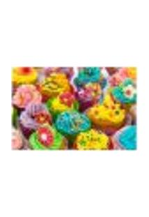 Painel Adesivo De Parede - Cupcakes - 622Png