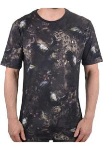 Camiseta Mcd Full Hawaii Noir Masculino - Masculino
