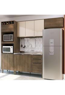 Cozinha Modulada Áustria A2898 - Casamia Elare