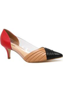 Sapato Zariff Shoes Scarpin Bico Fino Noivas
