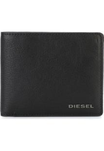Diesel Carteira Pequena - Preto
