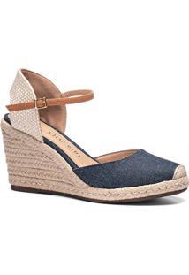 Anabela Feminino Milano Jeans 10650