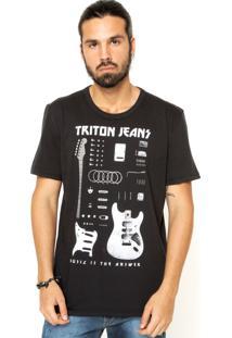 0e9863d39 Camiseta Reta Triton masculina | Moda Sem Censura