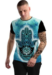 Camiseta Stompy Tattoo Rock Collection 113 Preto