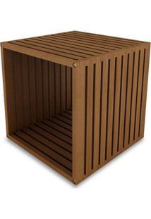 Modulo Dominoes 45X45 Cor Stain Jatoba - 23224 Sun House