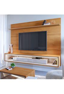 Painel Para Tv Até 60 Polegadas Ópera I Nature E Off White 180 Cm