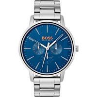 58204ee9a26 Relógio Hugo Boss Masculino Aço - 1550067