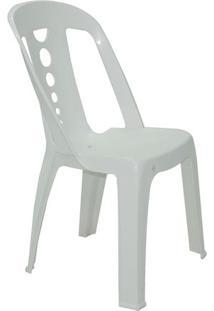Cadeira Jatiuca- Branca- 86X56X56Cm- Tramontinatramontina