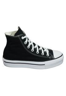 Tênis Converse Chuck Taylor All Star Platform Hi Preto Ct04940001.42