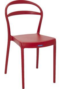 Cadeira Tramontina Sissi 92047/040 Vermelho Se