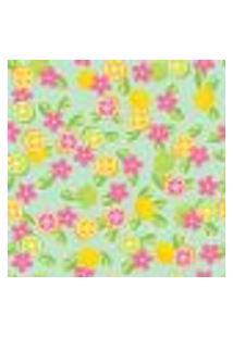 Papel De Parede Autocolante Rolo 0,58 X 5M - Floral 1330