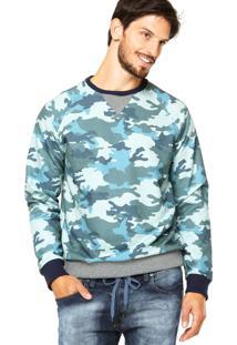 Casaco Colcci Azul