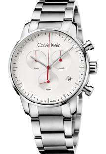 Relógio Calvin Klein K2G271Z6 Prata