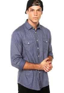 Camisa Triton Celso Azul