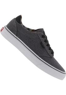 Tênis Vans Atwood Deluxe - Masculino - Cinza Escuro