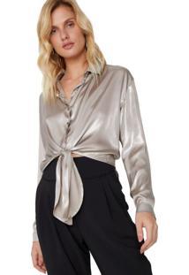 Camisa Gloss Amarração