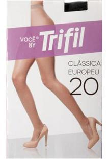 afefde7da7 ... Meia-Calça Feminina Trifil - Feminino-Preto