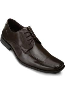Sapato Parello Masculino Armarração - Masculino-Café