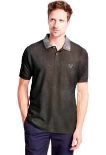 e2899b739d ... Camisa Polo Basic Polo Live Cinza Escuro 1013-05 - P