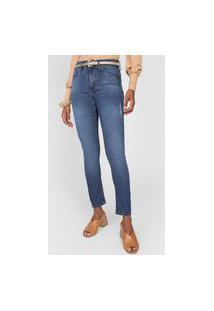 Calça Jeans Lez A Lez Skinny Sirena Azul