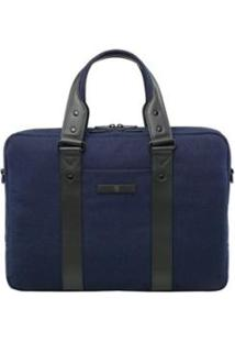 Bolsa Bodmer Urban 15 Victorinox Para Laptop - Unissex-Azul