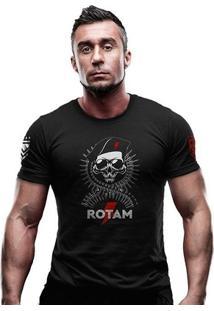 Camiseta Militar Rotam Exclusiva Team Six - Masculino