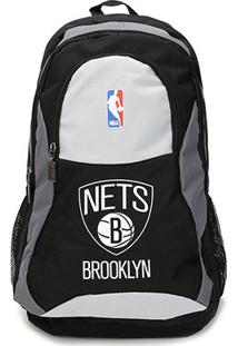 Mochila Nba Brooklyn Nets Big 17 - Unissex