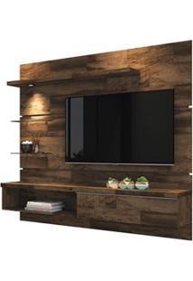 Painel Suspenso Com Bancada Ores 1.8 Deck - Hb Móveis