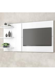 Painel Para Tv Extensível Balli Branco Casah