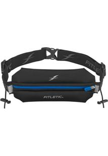 Pochete Para Corrida Neo Racing Fitletic Zíper - Unissex-Azul