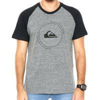 48a99af2da Camiseta Quiksilver Especial Raglan Pack Iii - Masculino