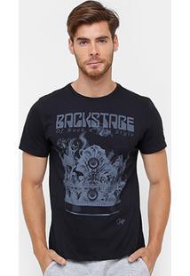 Camiseta Tigs Backstage Masculina - Masculino