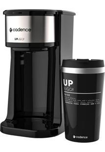 Cafeteira Elétrica To Go Com Copo Térmico Cadence 220V