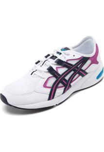 Tênis Asics Tiger Gel-Kayano 5.1 Branco/Rosa