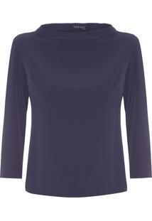 Blusa Feminina Carol - Azul