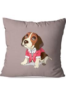 Capa De Almofada Decorativa Beagle