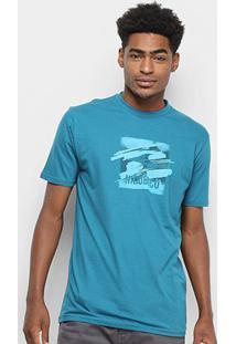 Camiseta Nicoboco Slim Fit Tyne Masculina - Masculino