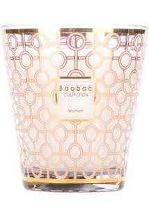 Baobab Collection Vela Aromatizada Women - Branco