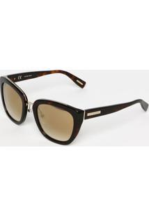 Óculos De Sol - Preto & Amarelo - Victor Hugovictor Hugo