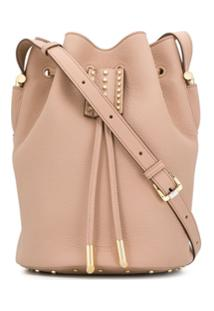Tod'S Small Bucket Bag - Rosa