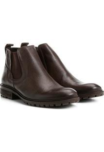 Bota Chelsea Shoestock Tratorada Masculina