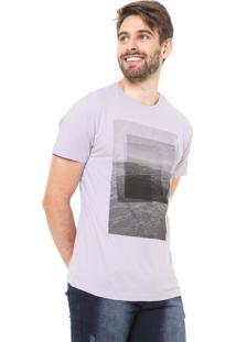 Camiseta Aramis Sea Lilás
