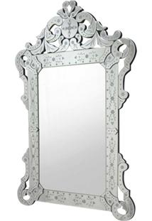 Espelho Torelli Rivatti Cinza - Prata - Dafiti