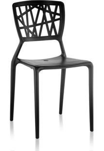 Cadeira De Jantar Melissa Preta